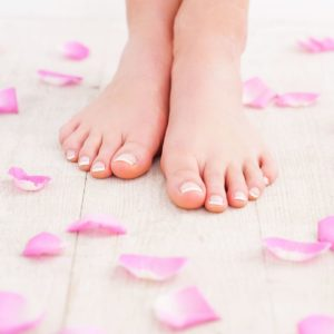 Beauté pieds semi permanent Muriel T Lille