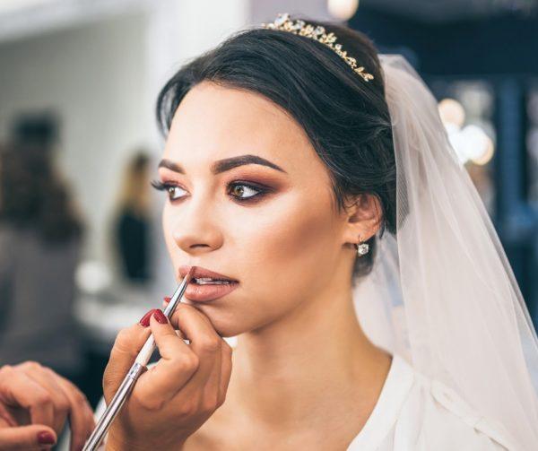 Maquillage jeune mariée Muriel T Lille