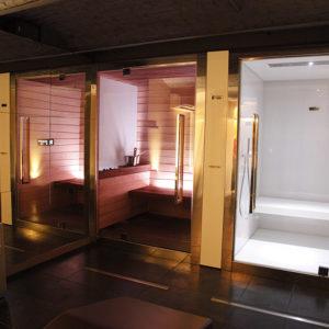 Sauna Spa privatif Muriel T Lille