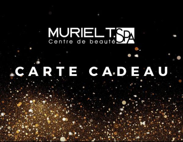 Carte cadeau Muriel T Lille